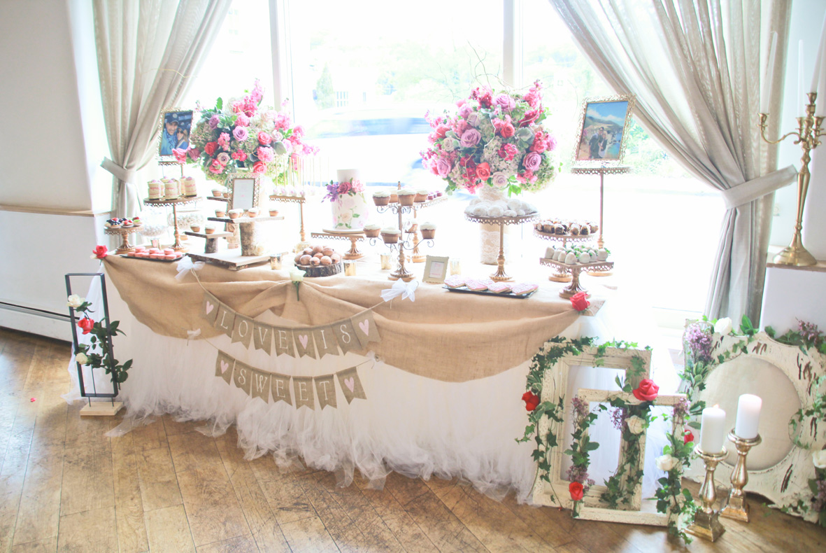 Love is Sweet Bridal shower